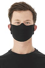 Bella + Canvas SF323 Disposable Daily Face Cover (10-pack)