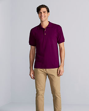 Gildan G280 Adult Ultra Cotton® Adult 6 oz. Jersey Polo