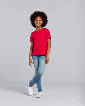 Gildan G645B Youth Softstyle® 4.5 oz. T-Shirt
