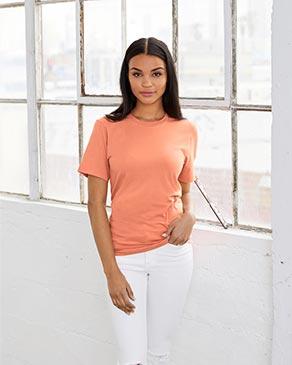 Bella + Canvas 3001C Unisex Jersey Short-Sleeve T-Shirt