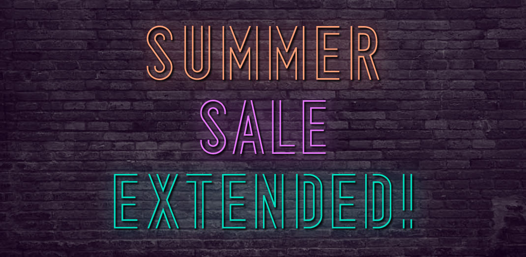 12 Day Summer Sale